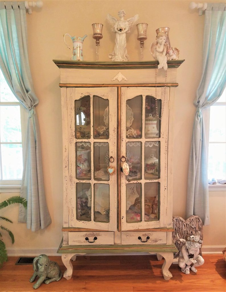 ... Living Room Armoire